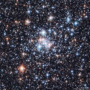 息をのむ美しさ。宇宙の宝石箱の実験室