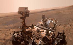 火星で自撮り。探査車キュリオシティから最新のセルフィーが到着!