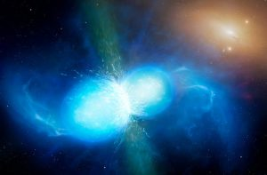 キロノバで生成されたストロンチウムを確認、理論の正しさを証明