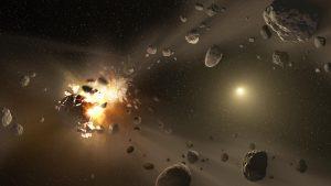 """90年代に見つかった隕石から太陽系形成時の""""水の氷""""の痕跡を発見"""