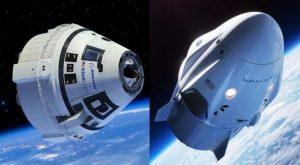 スペースXとボーイングの宇宙飛行士輸送は2020年夏以降に実施か