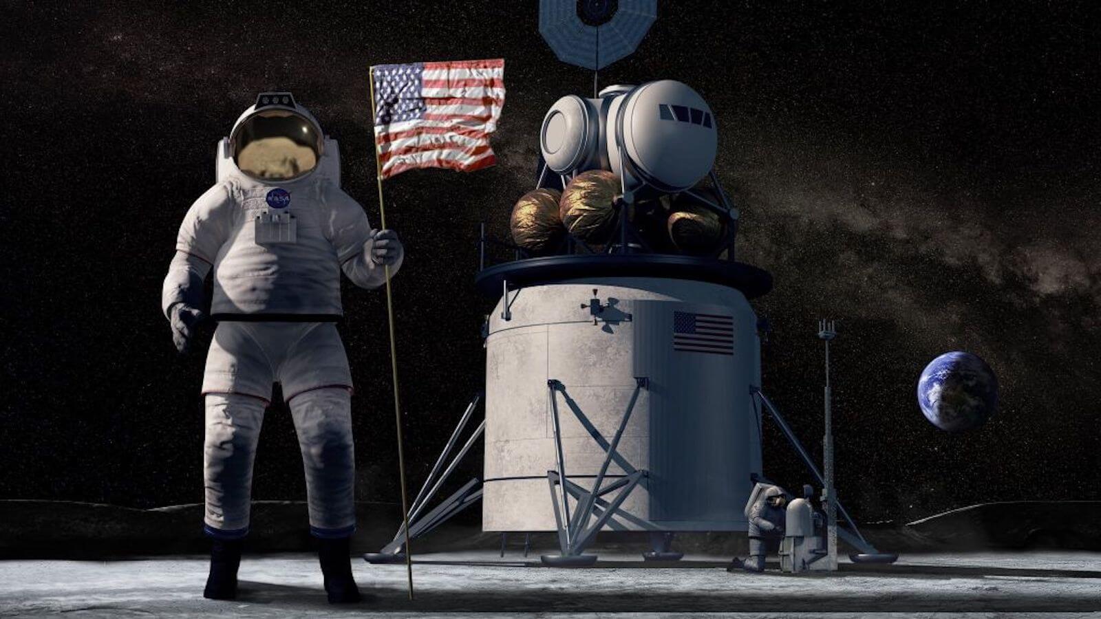 米再開の月面探査 初着陸は2人とも女性の可能性も Sorae 宇宙への