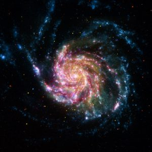 メシエが見た宇宙のかざぐるま