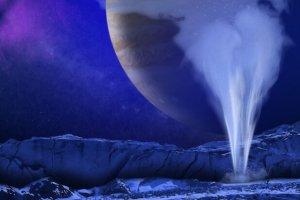 【訂正】エウロパから噴出した水蒸気、地上から初観測。地球外生命の可能性に近づく