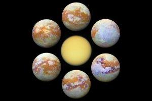 高級チョコみたい!タイタン全体の地質図が完成。緯度ごとに異なる特徴が明らかに