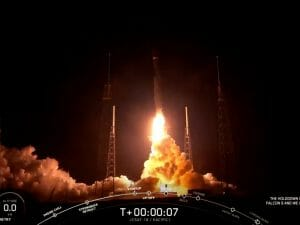スペースX、ファルコン9の打ち上げ成功。スカパーJSATのハイスループット衛星を搭載