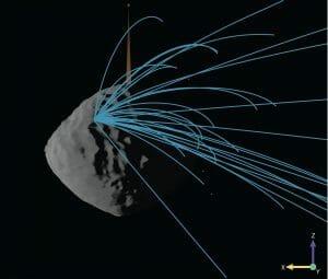 ベンヌで観測された粒子放出の原因は? 3つの可能性が示される
