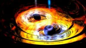 天の川銀河の中心にもう1つの巨大ブラックホールが存在するかも