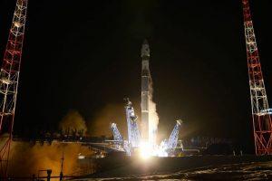 ロシアが軍事偵察衛星の打ち上げを実施