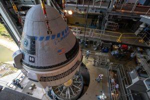 ボーイングの宇宙船「スターライナー」打ち上げを19日に延期