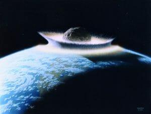 豪州西部に残るクレーター、22億年前の衝突による古いものだった