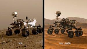 火星のリアルな映像・音を狙う進化した探査車「マーズ2020」