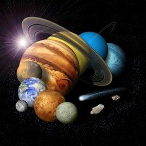 惑星の分布にみられる偏りは「ガスの嵐」が影響していた?