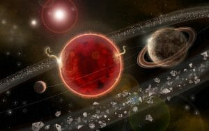 太陽に一番近い恒星「プロキシマ・ケンタウリ」で新たにスーパーアースを発見