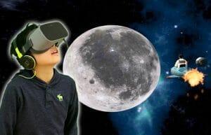 グリーとJAXA、宇宙が題材の子ども向けVRコンテンツをレンタル提供開始へ