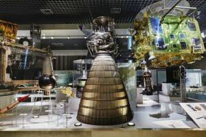 国立科学博物館「日本初の人工衛星『おおすみ』打ち上げ50周年」展示会を開催へ