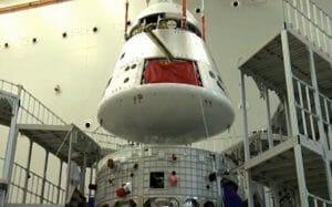 中国、有人探査向け宇宙船カプセルのテスト打ち上げに向け準備中