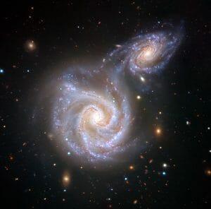 天の川銀河と「ガイア・エンケラドス」の衝突は115億年以上前に起きていた