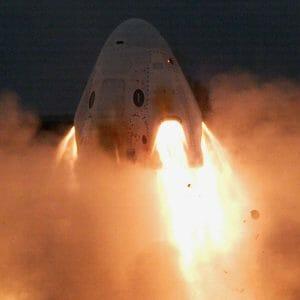 クルー・ドラゴンの空中脱出装置テストは1月11日以降に