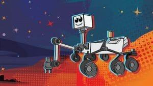 火星探査車「マーズ2020」の命名キャンペーン、最終候補を選出