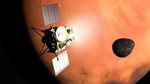 JAXAの火星衛星探査計画「MMX」、サンプル採取の目標がフォボスに決定