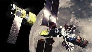 JAXAが描く「将来の有人月面探査」月の砂から燃料と酸化剤を生産