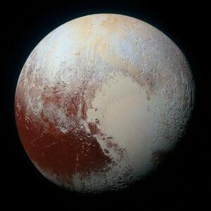 冥王星の「ハート模様」が風の流れに深く関わっているかもしれない