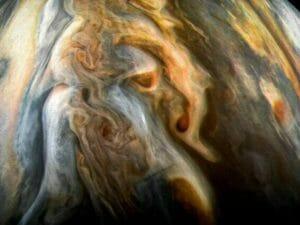 木星大気中の水蒸気量をジュノーが測定、過去の予想を裏付ける結果
