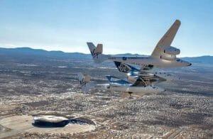 ヴァージン・ギャラクティックの宇宙船がニューメキシコに到着 運行開始目指す