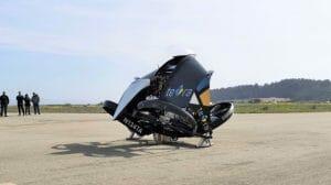 空飛ぶクルマ「テトラ3」を初公開。米国の試験飛行許可を取得