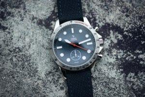 宇宙へ行った初のフランス時計ブランドYEMAの新モデル「スペースグラフ Zero-G」発表