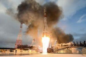 ロシアが軍事通信衛星を打ち上げ実施 ソユーズロケット使用