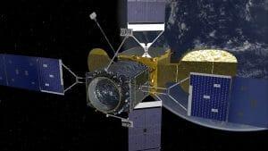 燃料不足の衛星を救う「MEV-1」が通信放送衛星とのドッキングに成功