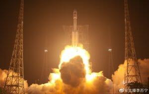 長征7Aロケット、打ち上げ失敗。軌道に投入できず