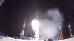 ソユーズ2.1b、測位衛星GLONASS-Mの打ち上げに成功