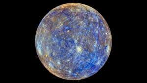 水星の地殻から揮発性物質が失われた形跡、生命体探査にも関わる発見