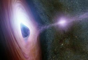 宇宙初期のブラックホールは合体を繰り返した末に急成長していた?