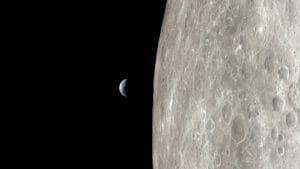 まもなく50年、アポロ13号の宇宙飛行士たちが見た月面をNASAが再現