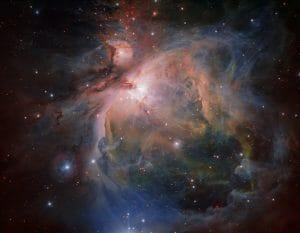 星の残骸から新たな世代へ…冬空に輝く星々のゆりかご