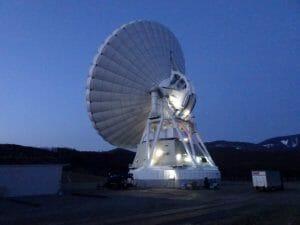 JAXAの新アンテナが「はやぶさ2」から送信されたKa帯電波の受信に成功!