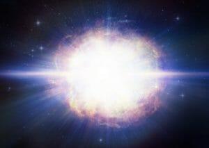 重力波で捉えられたのは大質量星の爆発で誕生したブラックホールか
