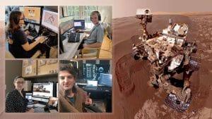 キュリオシティ、リモートワークのNASA職員によりミッション継続中