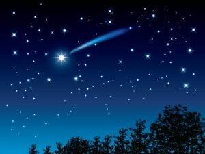 今夜は「4月こと座流星群」の観測チャンス。東の空に願いを!