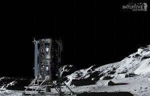 インテュイティブ・マシンズ、月面着陸船計画を2021年10月に実施