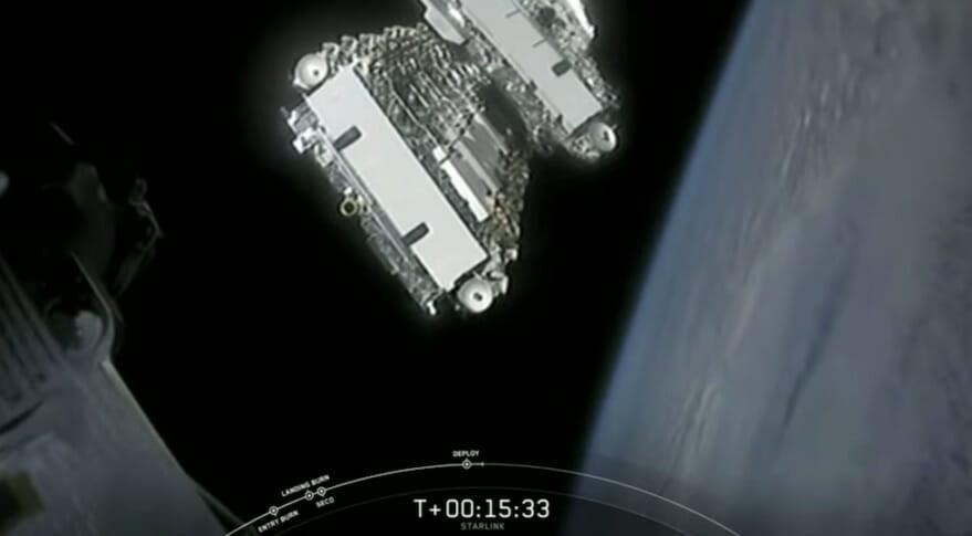 スペースX、スターリンク衛星の打ち上げ成功。北米カナダで衛星 ...