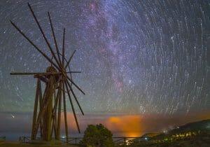 圧倒的な存在感!天の川銀河やアンドロメダ銀河も輝くカナリア諸島の星空