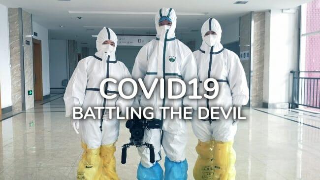 COVID-19:新型コロナウイルスとの闘い
