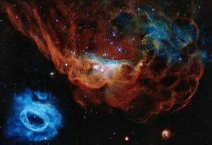 「ハッブル」宇宙望遠鏡の打ち上げ30周年記念画像が公開される