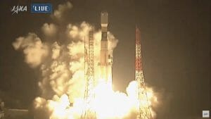 最後のこうのとり9号機がISSへ H-IIBロケット打ち上げ成功