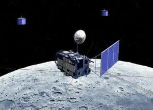 月面全域から流出する炭素イオン。JAXAの月周回衛星「かぐや」初確認